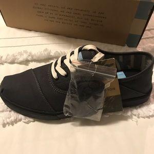 TOMS Cordones convertible cupsole shoes